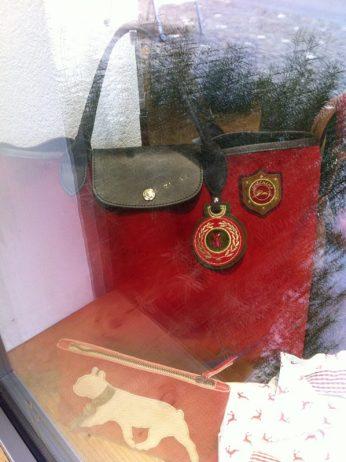 La version chalet chic chez Longchamp ;)