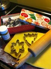 Mes biscuits de Noël