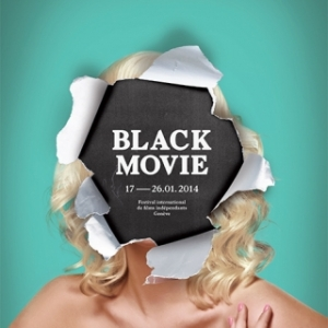 L'affiche du festival Black Movie 2014