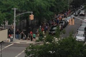 NYC une queue affolante pour des cronuts