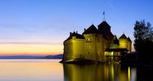 chillon.ch_Chateau_nuit