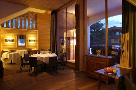 Le Flocon de Sel, Relais et châteaux et 3 étoiles au Guide Michelin