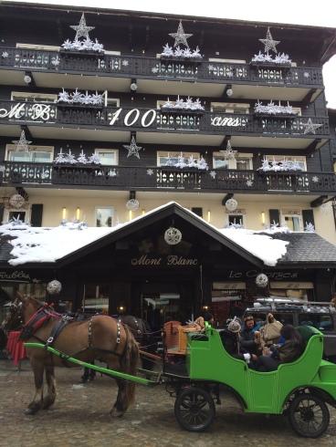 Hôtel du Mont-Blanc