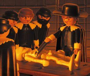 """""""Leçon d'anatomie du docteur Tulp"""" de Rembrandt Par Richard Unglik"""