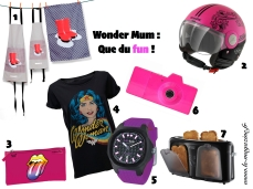 Fete des meres Wonder Mum Fun