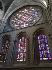 Cathedrale lausanne vitrail