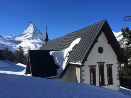 Chapelle de Riffelsalp