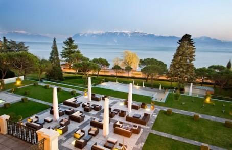 Hôtel Beau-Rivage Palace, Lausanne