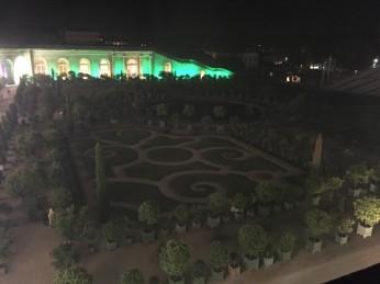 Les jardins de l'Orangerie