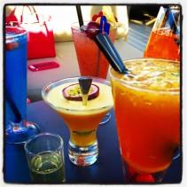 Une multitude de cocktails, de couleurs, de saveurs... avec ou sans alcool