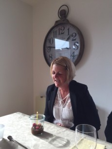 Joyeux anniversaire Mireille !