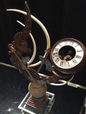 Le Garde Temps, de Sébastien Quazzola, Chef pâtissier de l'hôtel Le Richemond Geneva