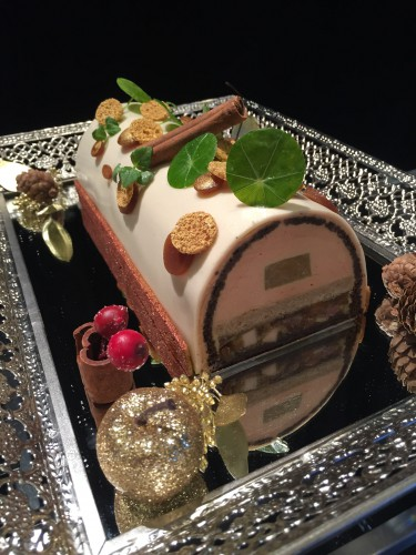 Surprises d'Orient, de Nasser Jeffane, Chef de cuisine et Yoann Le Bihan, Chef exécutif du Mandarin Oriental Geneva