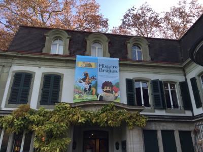 Le Château de Penthes et le Musée des Suisses dans le monde