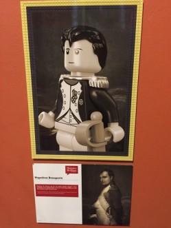 Napoléon version LEGO ®