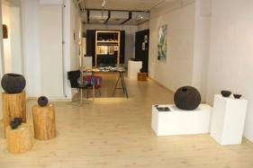 "L'exposition ""Perceptions"" dans la galerie Midnight Sun"