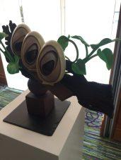 L'Oeuf N°2, de Didier Steudler pour l'Hôtel Président Wilson