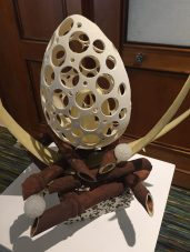 Perle Ivoire de Pâques, de Yohann Coiffard pour le Beau Rivage