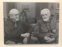 Vincent et Italo de Grandi, dans les années 80
